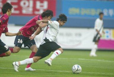 Benitez foi muito bem na Coreia do Sul