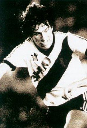Dunga no Vasco em 1987