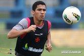 Allan, polivalente jogador do Vasco, dá adeus (Foto: Marcelo Sadio - vasco.com.br)