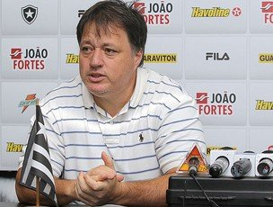 Anderson Barros já trabalhou em outros clubes do Rio de Janeiro