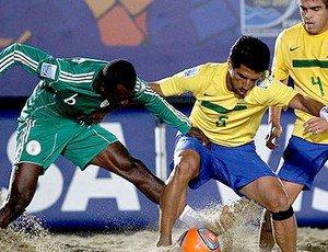 Jorginho, beach soccer