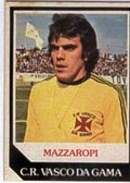 Mazaropi, ex-goleiro do Vasco