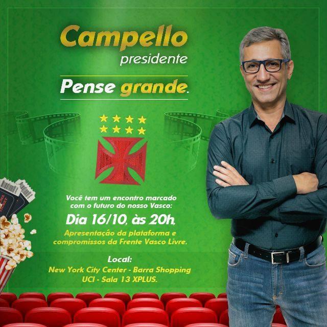 Alexandre Campello - Frente Vasco