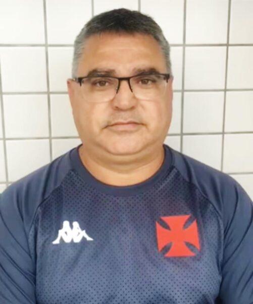 Coordenador da Base do Vasco