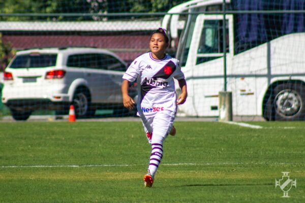 Pimentinha marcou um dos gols que selaram a vitória vascaína