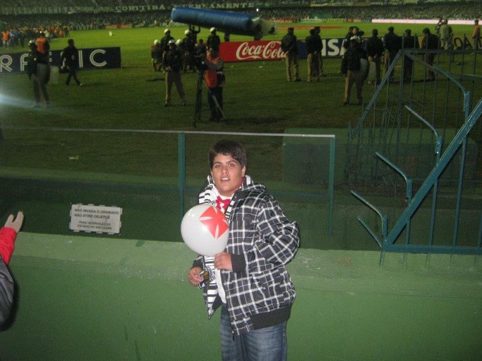Vinícius pediu como presente de aniversário estar na final da Copa do Brasil.