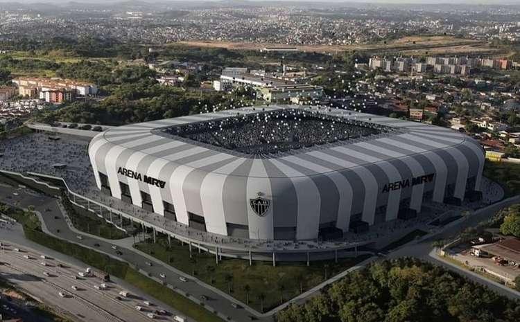 Arena MRV, futuro estádio do Galo