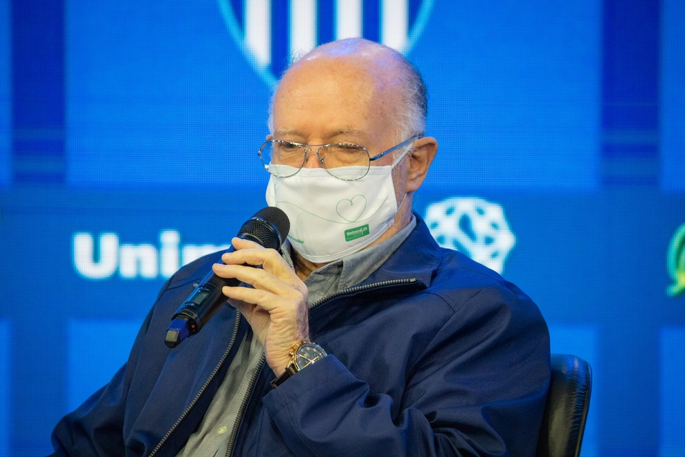 Presidente Avaí, Francisco Battistotti, vai tentar antecipar a tecnologia na Segundona