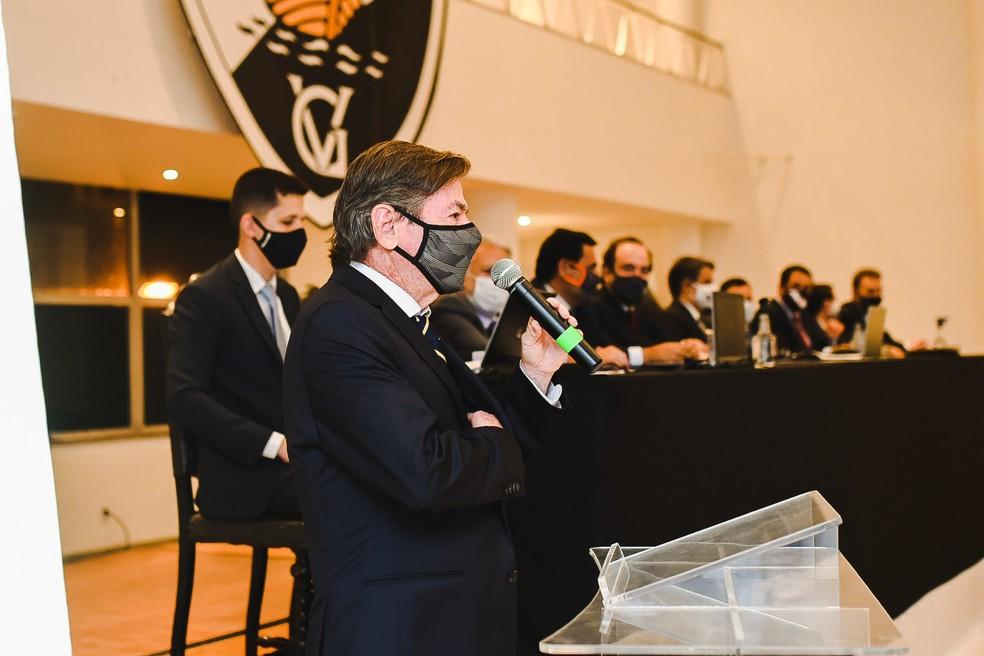 Direção do presidente Jorge Salgado conseguiu reverter decisão em Brasília